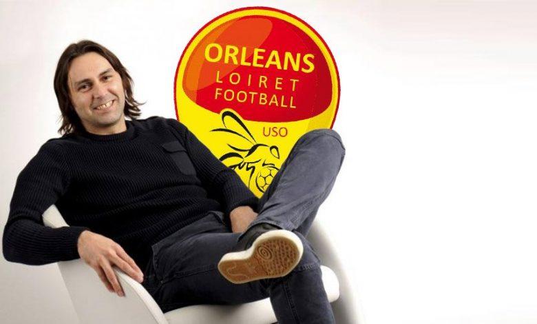Reynald Pedros se confie sur son nouveau poste au sein de l'US Orléans Loiret Football 1