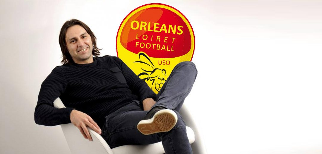 Reynald Pedros se confie sur son nouveau poste au sein de l'US Orléans Loiret Football 15