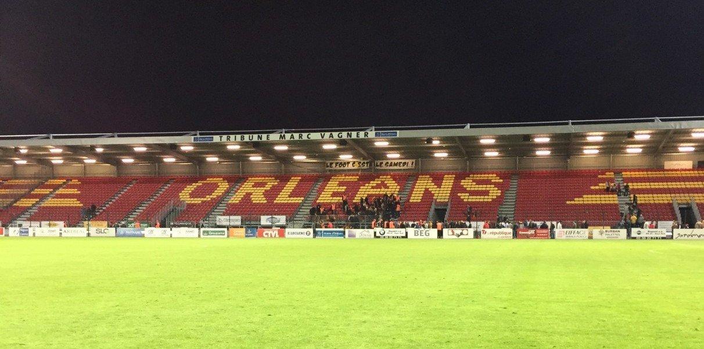 stade orleans la source uso