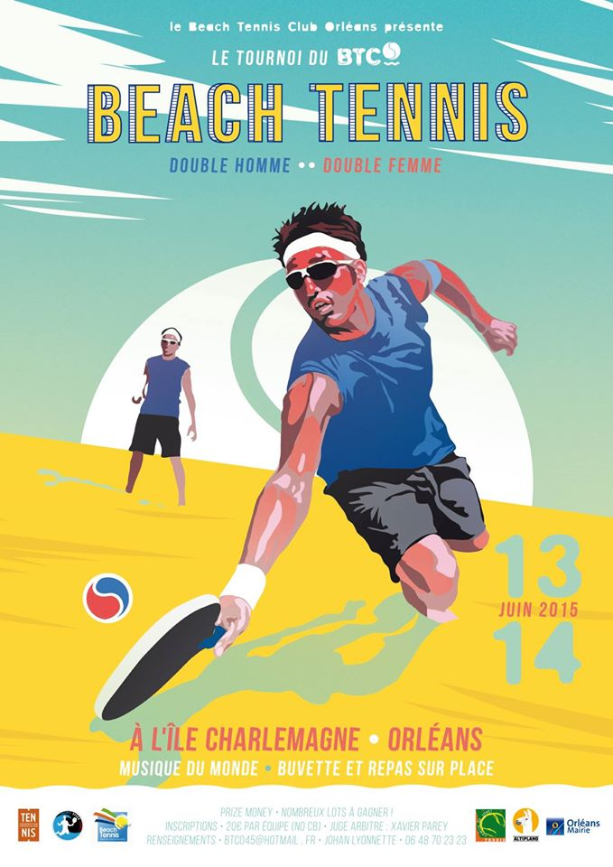 tournoi beach tennis club juin 2015