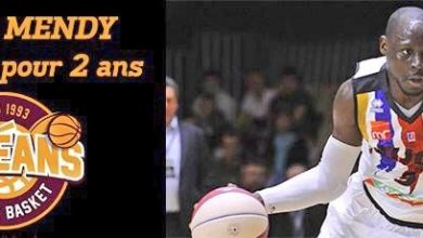 Photo of Basket : Antoine Mendy s'engage pour deux saisons avec l'OLB