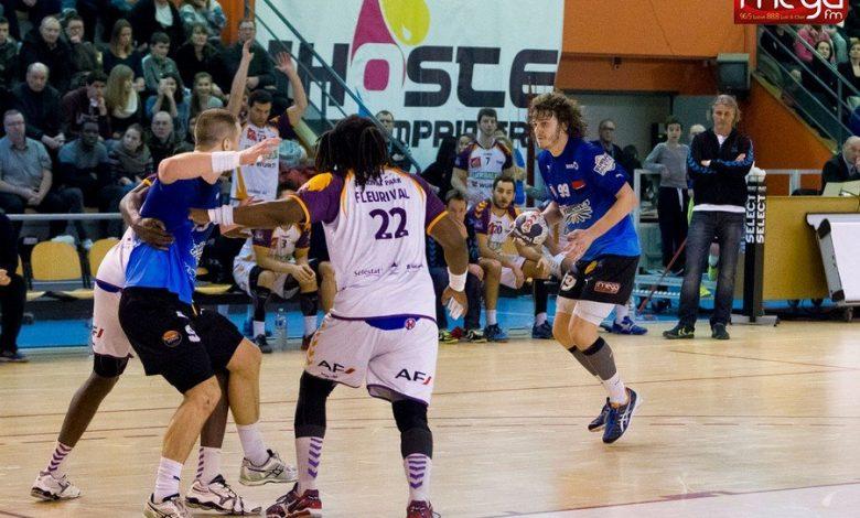 Handball : Gros plan sur Martin Gaillard 1