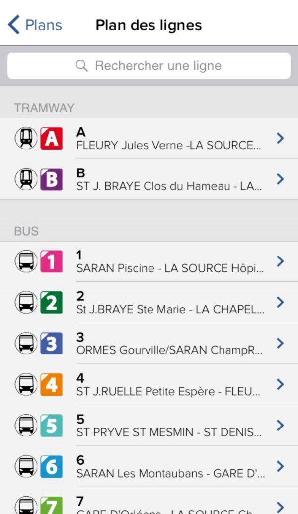 Télécharger la nouvelle appli TAO Bus, Tram, Vélo+ et bien plus encore 24