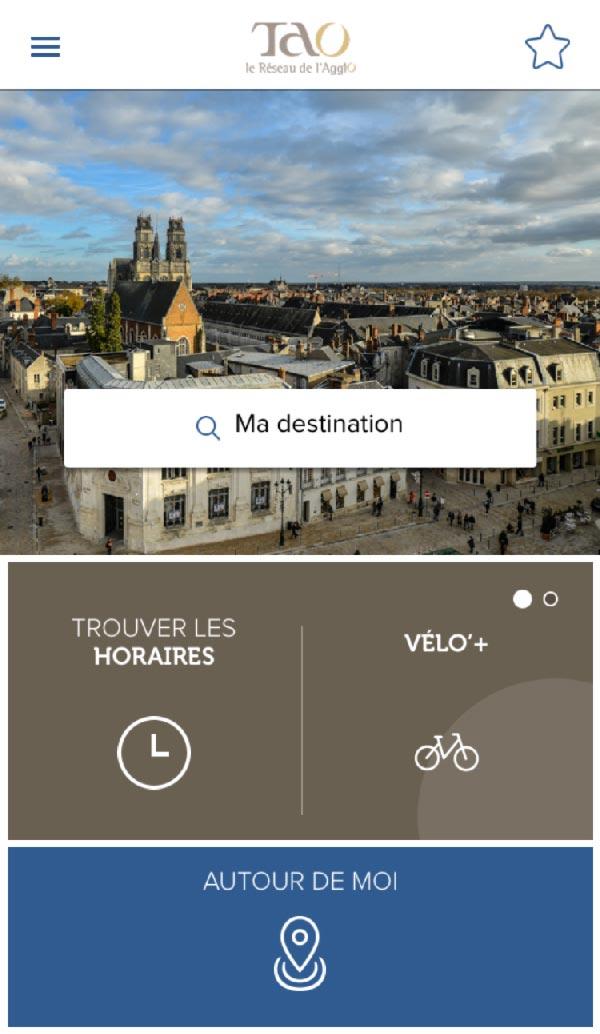 Télécharger la nouvelle appli TAO Bus, Tram, Vélo+ et bien plus encore 21