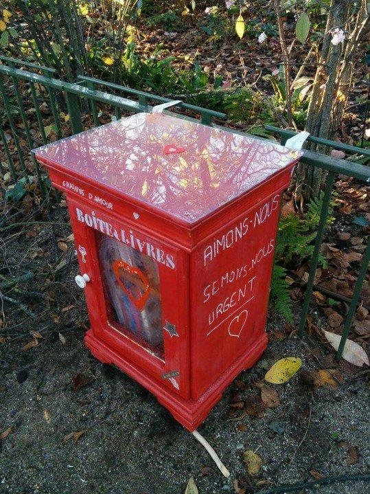 Trouvez une boîte à lire près de chez vous 4