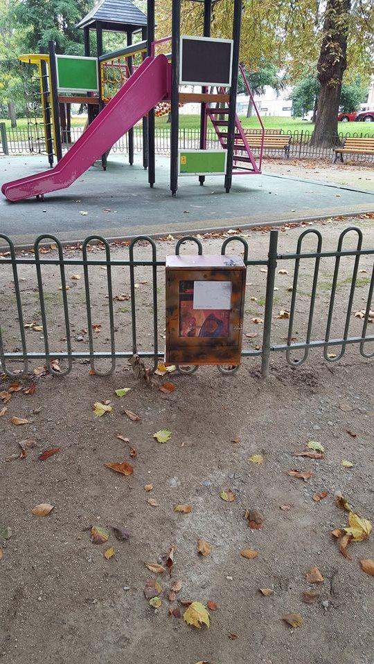 Boite à Lire Livres Boulevard Rocheplate Orléans (2)