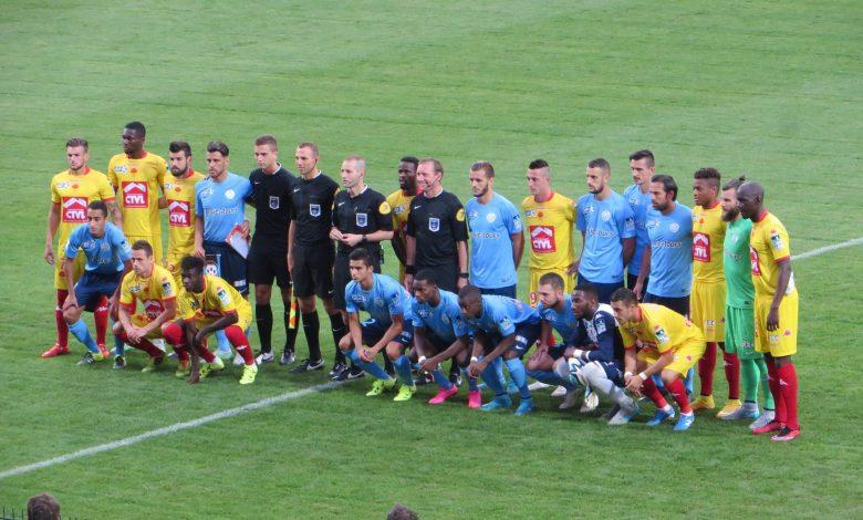 Le Tours FC élimine l'US Orléans dès le 1er tour de la Coupe de la Ligue 1