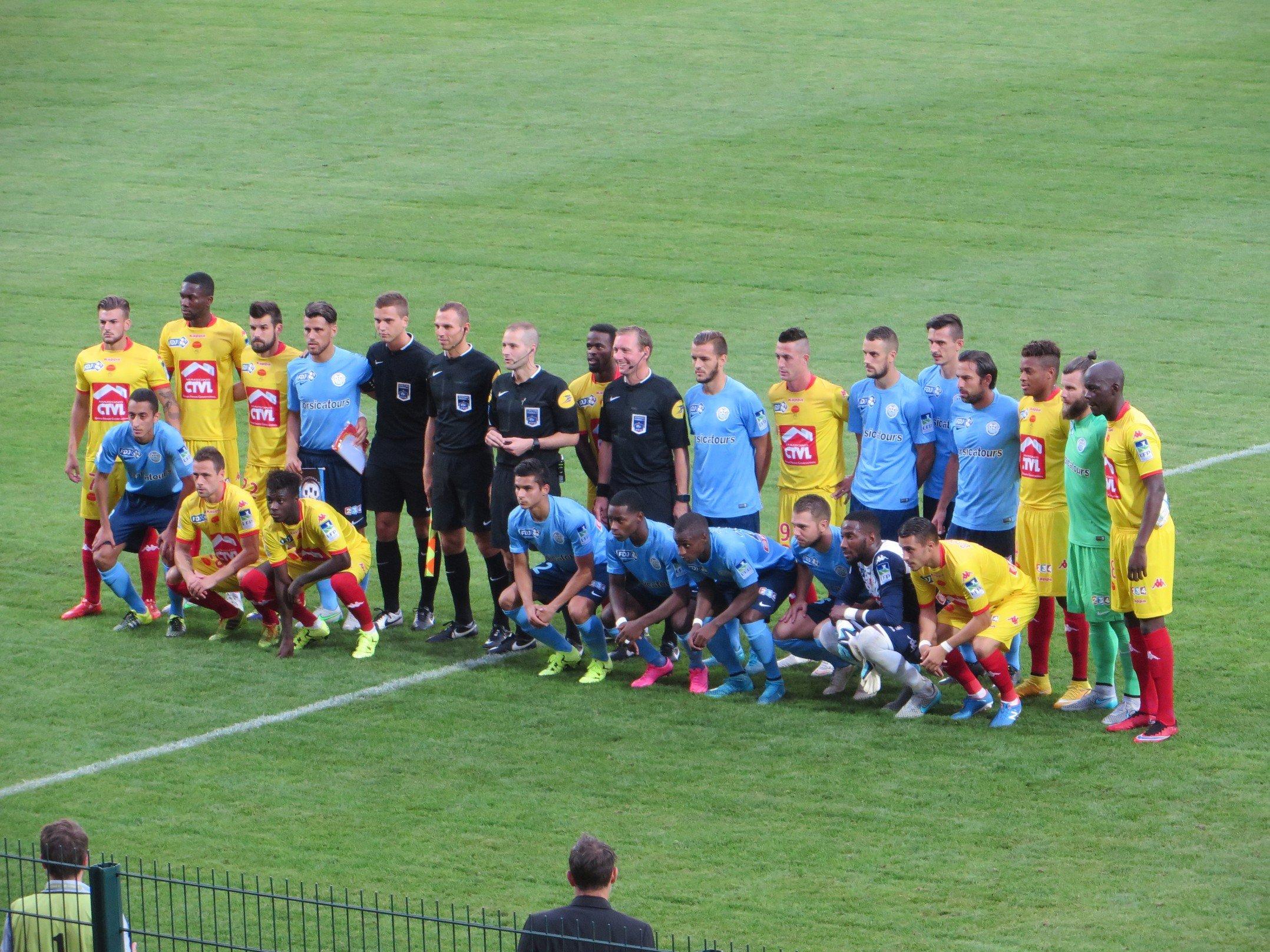 Le Tours FC élimine l'US Orléans dès le 1er tour de la Coupe de la Ligue 11