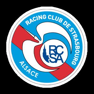 Strasbourg RCSA national logo