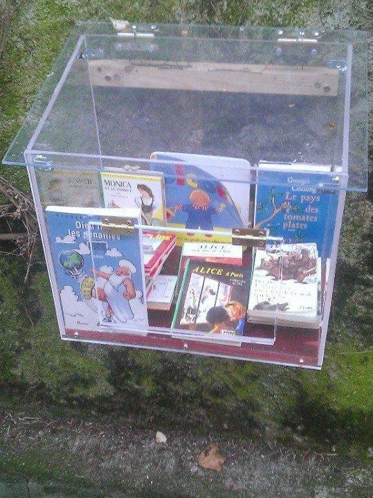 Trouvez une boîte à lire près de chez vous 9