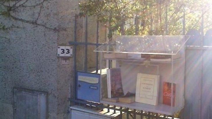 Trouvez une boîte à lire près de chez vous 10