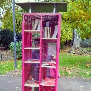 Trouvez une boîte à lire près de chez vous 16