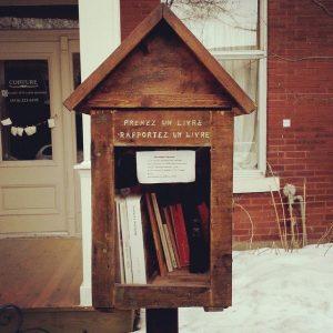 Trouvez une boîte à lire près de chez vous 15