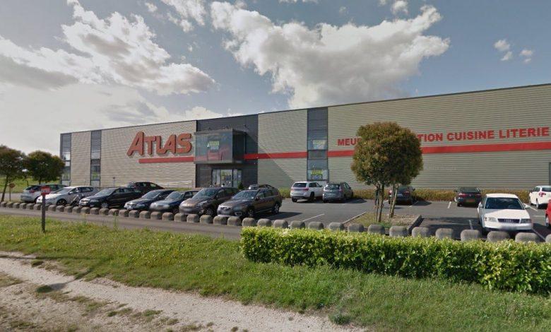 LIDL devrait succéder au magasin Atlas de Saint-Jean de la Ruelle 1