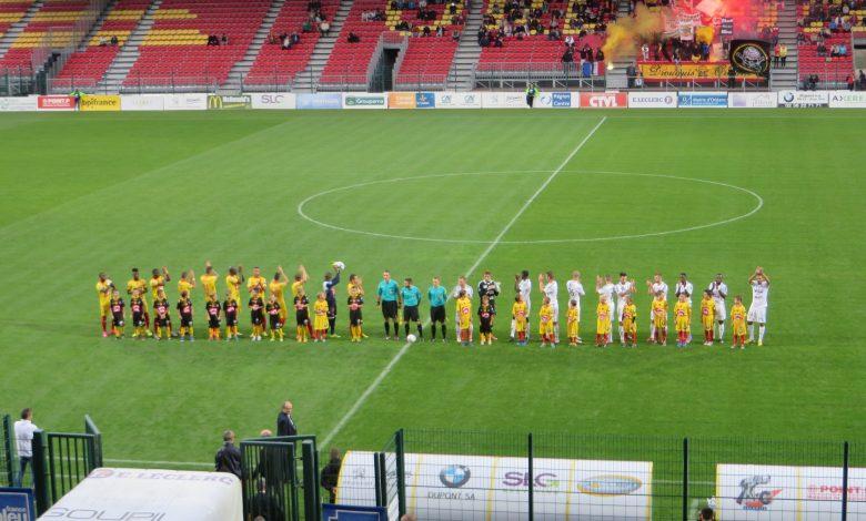 Football : US Orléans 2-2 Amiens 1
