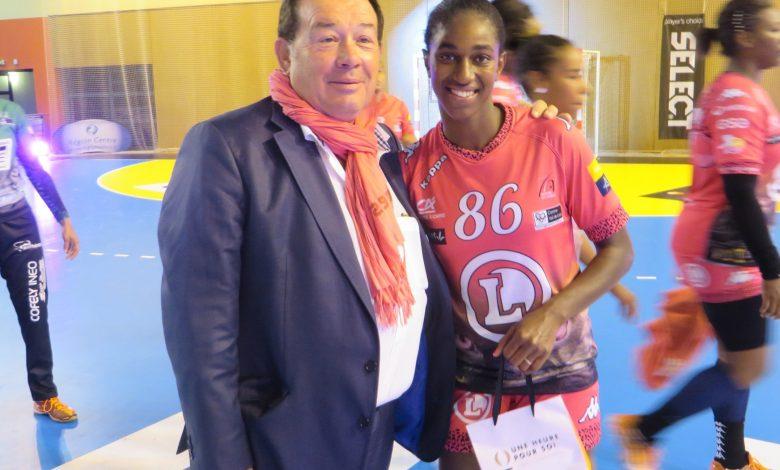 Handball : Fleury souffre mais Fleury gagne ! 1