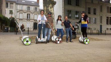 Photo of Cityfun vous fait visiter Orléans en gyropode