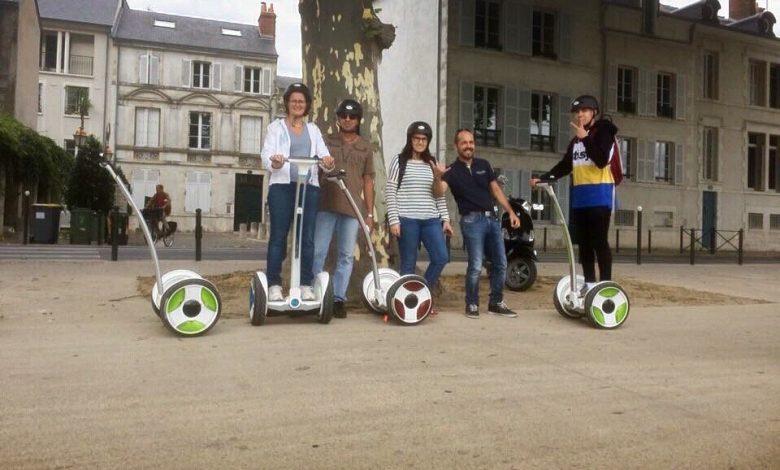 Cityfun vous fait visiter Orléans en gyropode 1