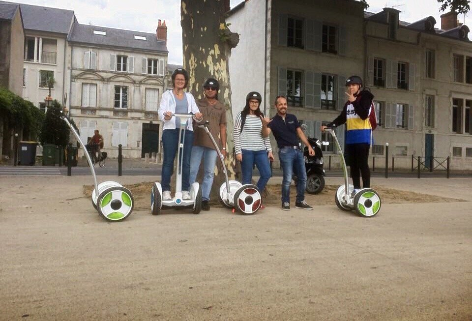 Cityfun vous fait visiter Orléans en gyropode 6