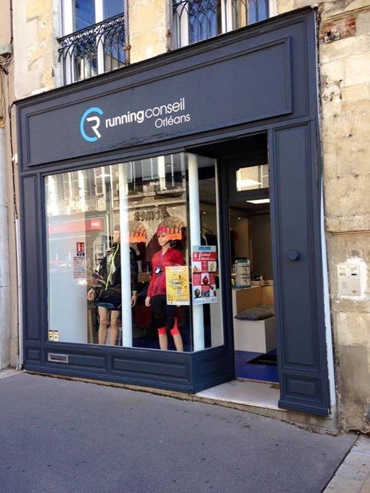 Running Conseil , les spécialistes du running débarquent à Orléans 2