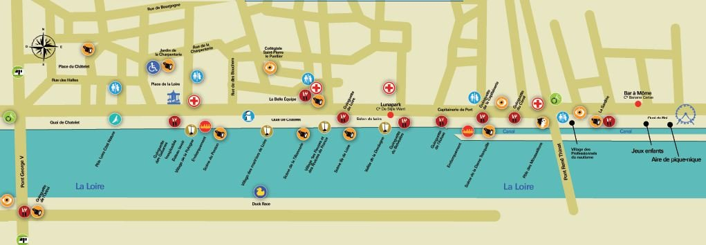 Plan festival de Loire
