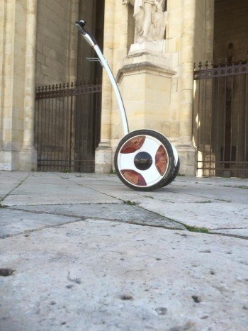 cityfun orleans gyropode segway balade location cathedrale