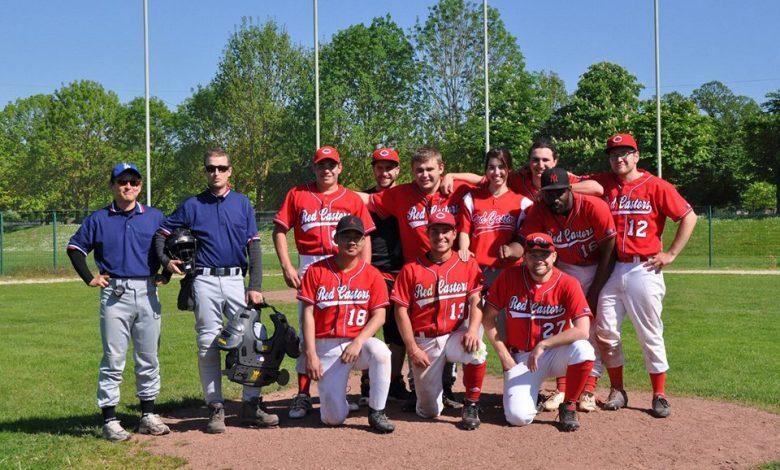 Essayez le baseball avec les Red Castors d'Olivet 1