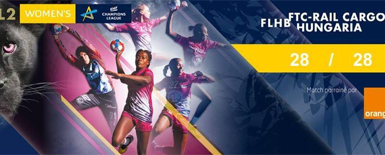Le Fleury Loiret Handball concède un nouveau nul ! 1