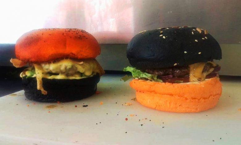 [FOODTRUCK] La Fine Bouche en mode Halloween avec des insectes dans le burger 1