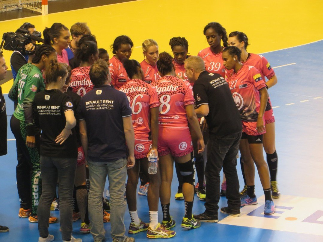 Fleury Loiret Handball