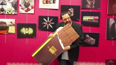 Photo of En photo: Les 10 ans du chocolatier Sébastien Papion