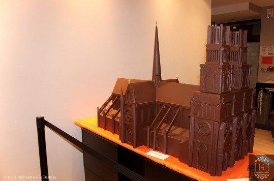 En photo: Les 10 ans du chocolatier Sébastien Papion 7