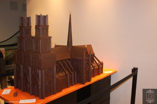 En photo: Les 10 ans du chocolatier Sébastien Papion 5