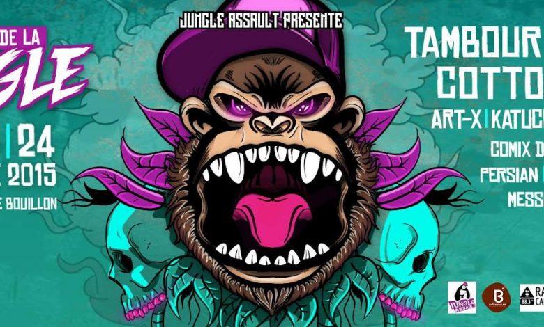 De jeudi à Samedi Jungle Assault présente, Les Nuits de la Jungle 1