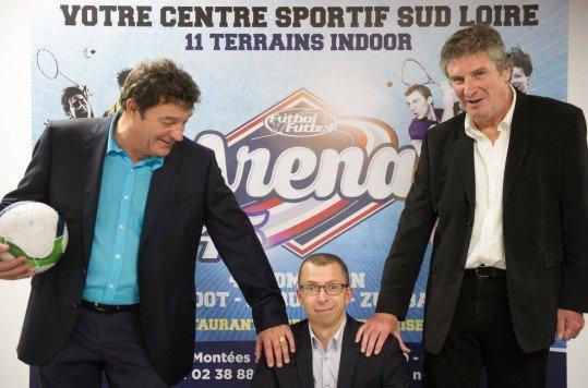 L'Arena 45, un nouveau Centre Sportif XXL au sud d'Orléans. 1