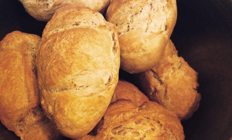 Nos Recettes : Petits pains complets 1
