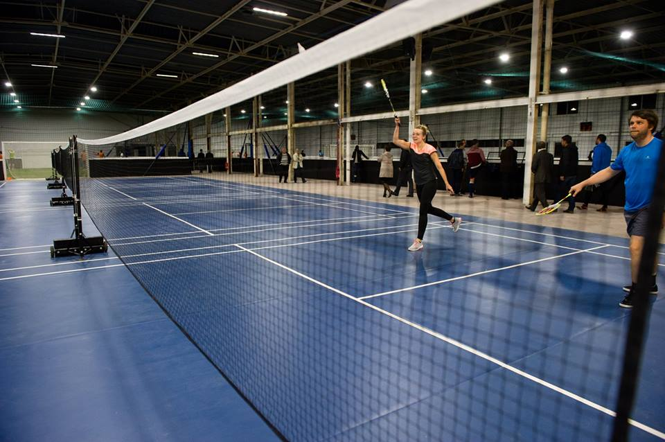 arena 45 badminton