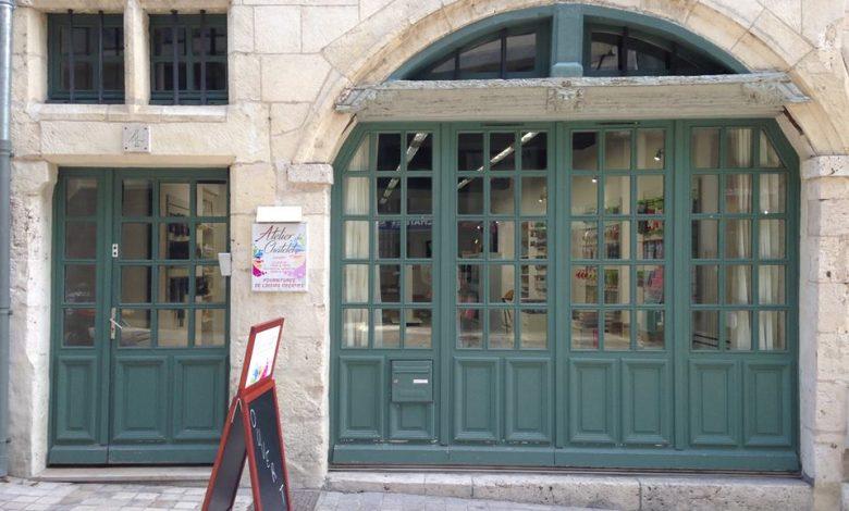 Nouveau : L'Atelier du Châtelet pour vos besoins en Loisirs Créatifs 1