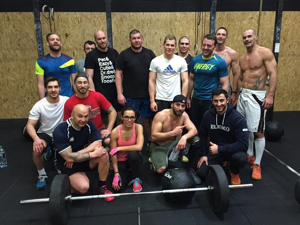 """On a testé le CrossFit avec """"CrossFit Cenabum"""" à Olivet 11"""