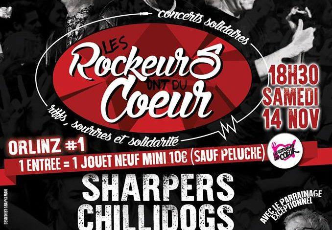 Nos Rockeurs Ont Du Coeur 1