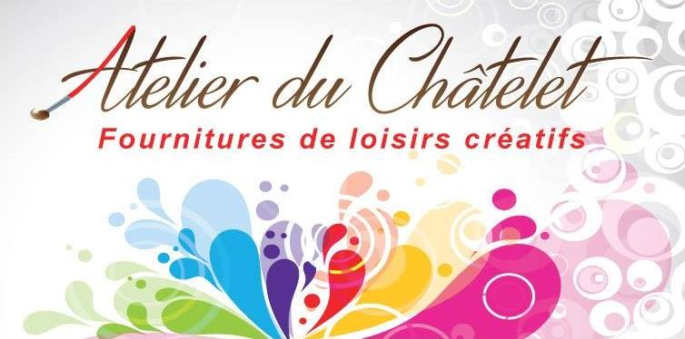 logo l'atelier du chatelet