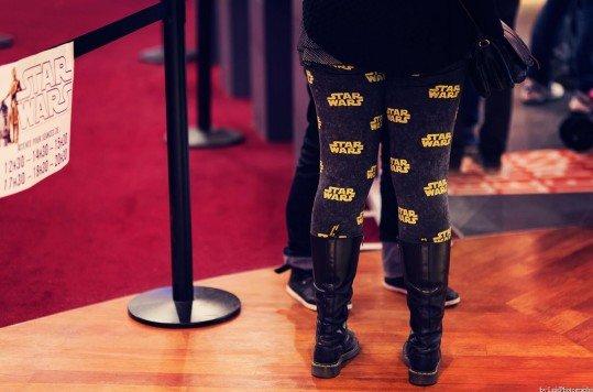 En photo: La Folie de la soirée Star Wars au cinéma Pathé Loire 77