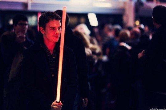En photo: La Folie de la soirée Star Wars au cinéma Pathé Loire 76
