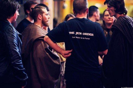 En photo: La Folie de la soirée Star Wars au cinéma Pathé Loire 60