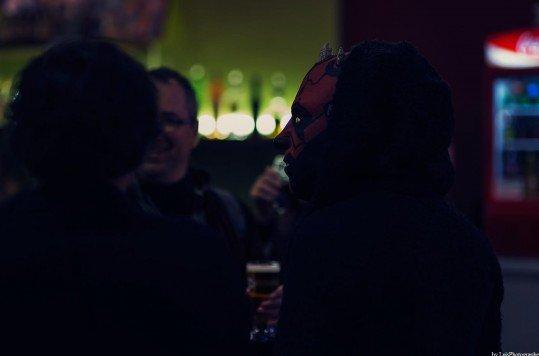 En photo: La Folie de la soirée Star Wars au cinéma Pathé Loire 59