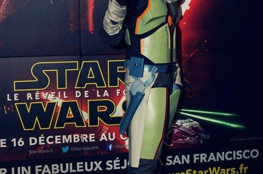 En photo: La Folie de la soirée Star Wars au cinéma Pathé Loire 38