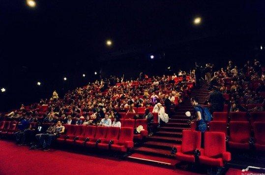 En photo: La Folie de la soirée Star Wars au cinéma Pathé Loire 32
