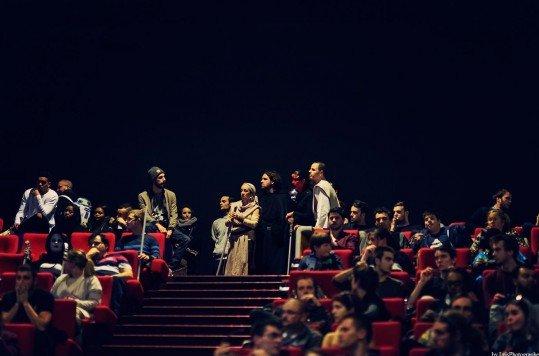 En photo: La Folie de la soirée Star Wars au cinéma Pathé Loire 29