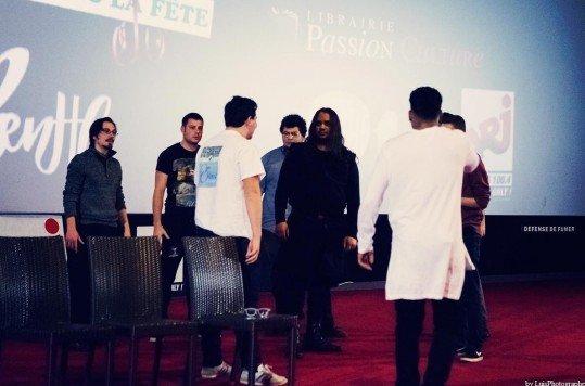 En photo: La Folie de la soirée Star Wars au cinéma Pathé Loire 13