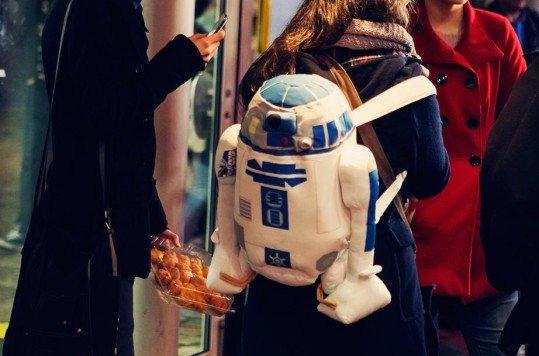 En photo: La Folie de la soirée Star Wars au cinéma Pathé Loire 8